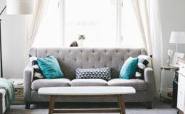 Sofabord med opbevaring